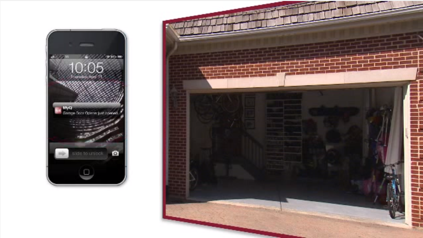 Liftmaster MyQ Garage App