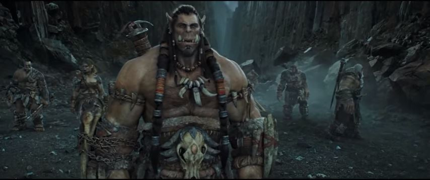 Warcraft Is In Theaters