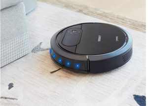 Your own robot vacuum cleaner