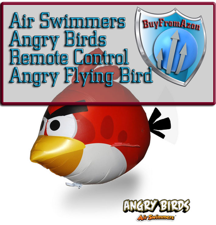 Remote Control Angry Birds