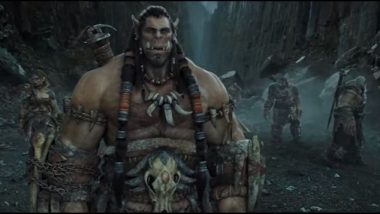 Warcraft Movie Official Trailer